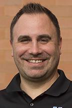 Andy Allgrim, facility coordinator, MTSU Campus Recreation