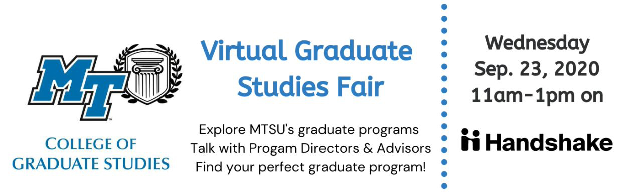 Grad Fair graphic web