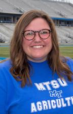 Caroline Haynes, 2020 SGA Homecoming director