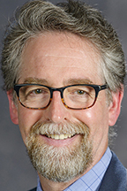 Dr. Rick Vanosdall, interim dean, College of Education