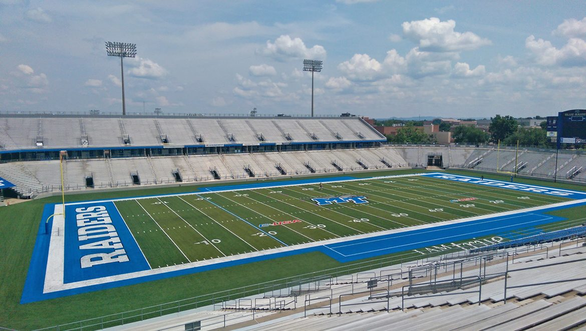 MTSU's Floyd Stadium. (MTSU file photo)