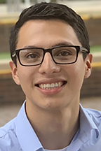 Javier Hernandez, MTSU student and member of the Student Organization for the Advancement of Research