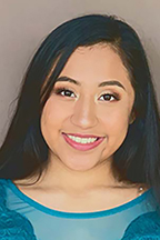 Lisbet Juarez, recipient of the 2020 Gamma Beta Phi character scholarship, is an MTSU sophomore majoring in psychology. (Image submitted)