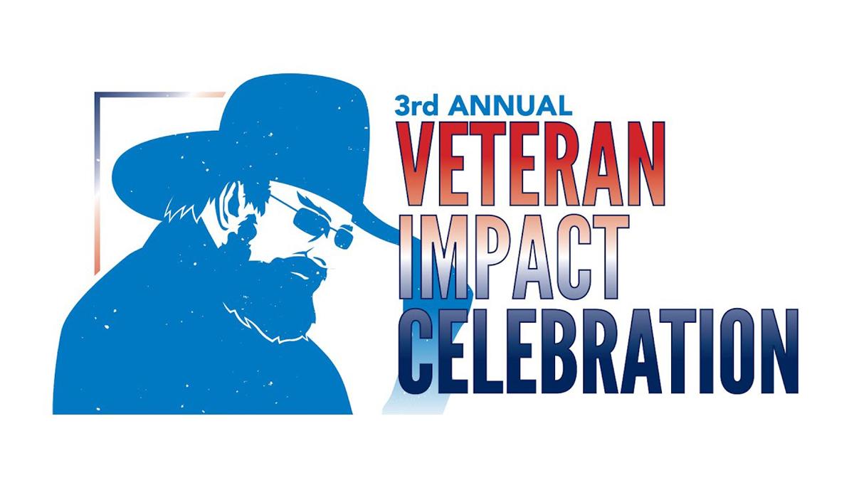 3rd annual MTSU Veteran Impact Celebration graphic