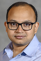 Dr. Pramod Iyer, assistant professor, marketing
