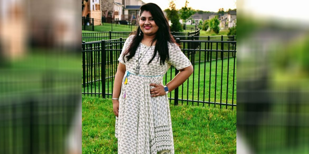 Pranathi Shankar is majoring in psychology and is part of the Student Ambassador program. (Photo: Submitted)