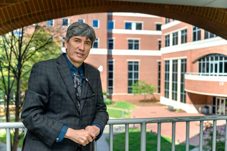 Carlos Coronel, JCB IT Resources Director faculty profile at BAS. (Photo: J. Intintoli)