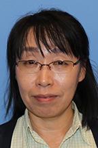 Dr. Fusae Ekida, assistant professor, Department of World Languages, Literature and Cultures
