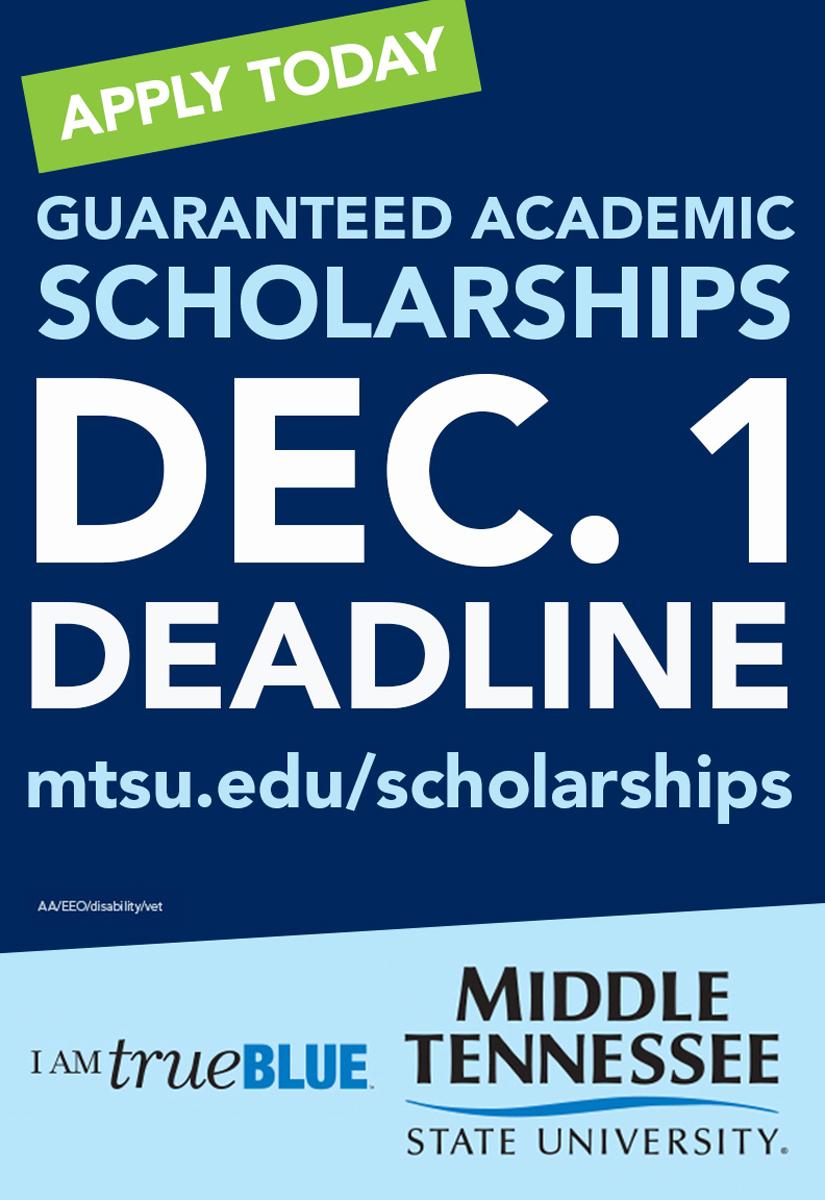 Dec. 1 deadline graphic