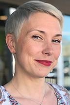 Silva Laukkanen, director of integrated dance for Art Spark Texas and the MTSU Dance Theatre fall 2020 guest artist