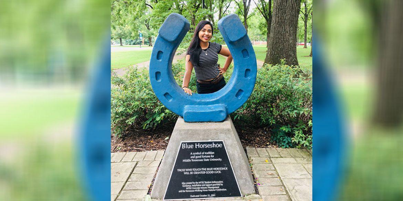International Student Ambassador Brenda Soto. (Photo: Submitted)