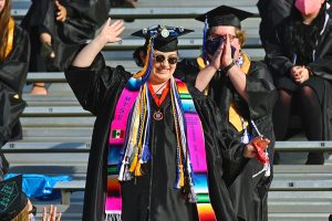 Sunny stadium celebrations mark MTSU's in-person Class of 2020 commencement [+VIDEO]