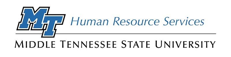 MTSU Human Resource Services logo