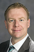 Dr. Michael Erskine, assistant professor, Computer Information Systems and Analytics