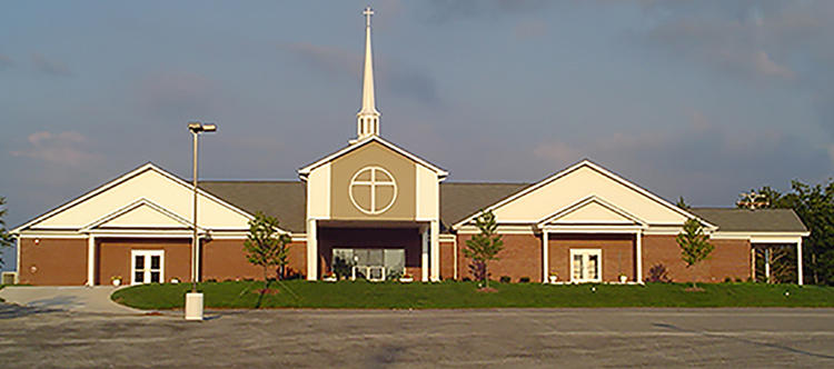 Bethel Missionary Baptist Church in the Walter Hill Community is one of the churches whose archives are being digitized by Middle Tennessee State University. (Photo submitted)