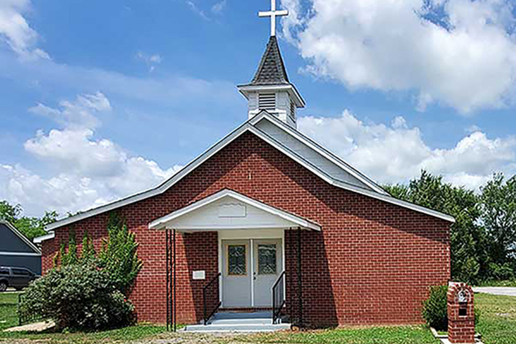Emery United Methodist Church in Murfreesboro is one of the churches whose archives are being digitized by Middle Tennessee State University. (Photo submitted)
