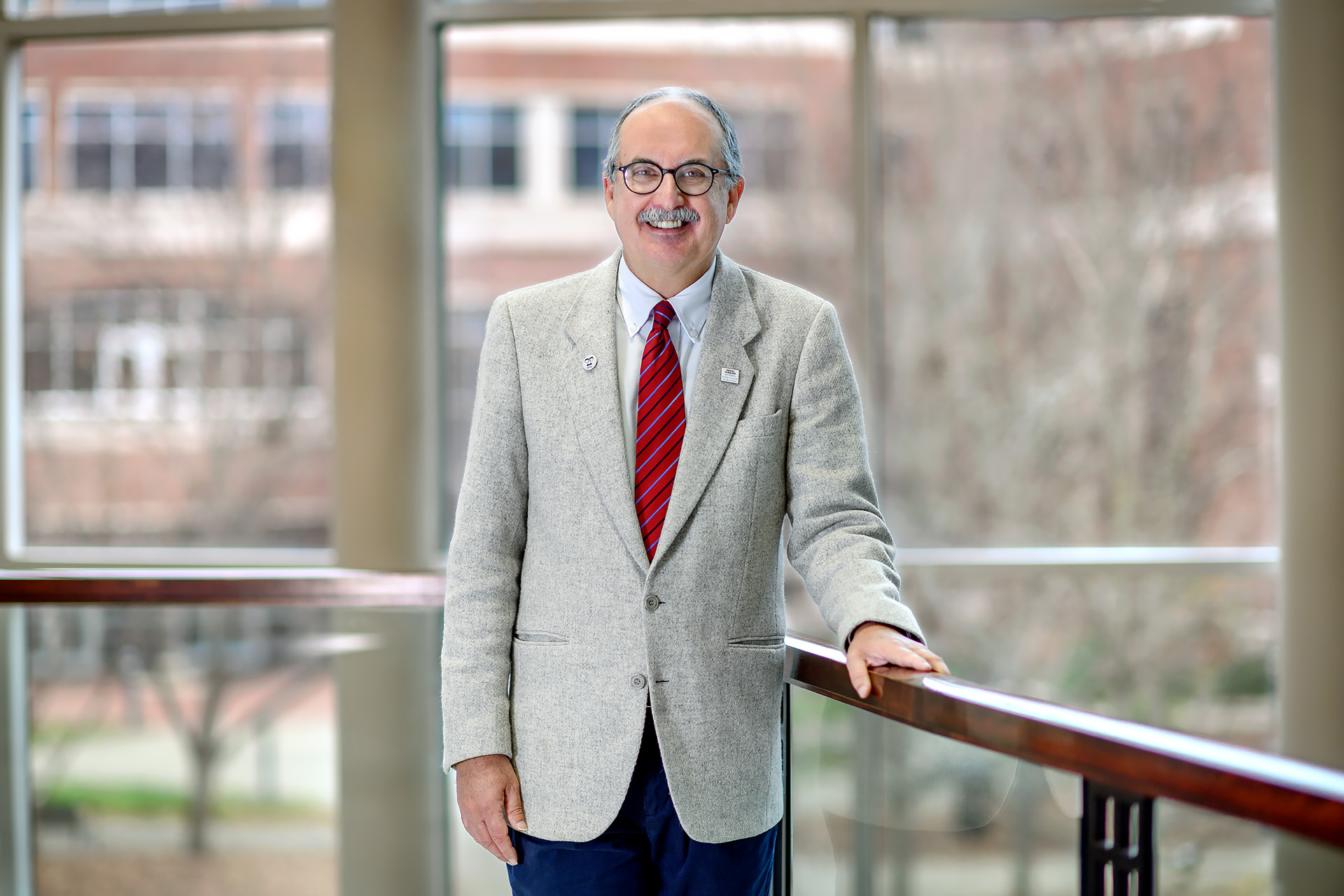 Kenneth George Jones College of Business Management Faculty Profile (Photo: J. Intintoli)