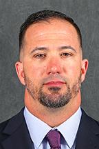 Matt Hickman, strength and conditioning coordinator, MT Football