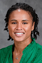 Dr. Danielle Brown, lecturer, Biology Department