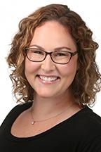 Dr. Erica Stone, assistant professor, English