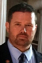 Jonathan Dean, former Fort Bragg, North Carolina, military police investigator who has taught classes at Fort Bragg on gangs and extremist groups (Photo provided)