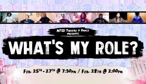 MTSU Theatre asks audiences 'What's My Role?' in social change in Feb. 25-28 interactive shows