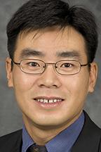 Dr. Kevin Zhao, associate professor of finance