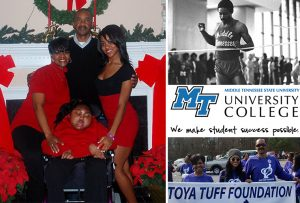 Online flexibility puts former MTSU sprinter on track for degree after decades away from classroom