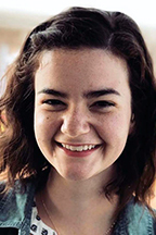 Tatum Hochstetler, coordinator, Office of Violence Against Women project at MTSU (Photo submitted)