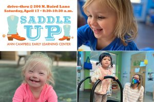 'Saddle Up' for April 17 drive-thru fun — and fundraising — with MTSU's ACE Learning Center