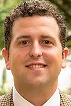 Dr. David Steffensen, assistant professor, Department of Management, Jones College of Business