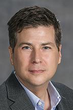 Dr. Scott Seipel, associate professor, information systems and analytics
