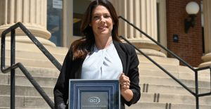 MTSU's Brown receives 2021 Joe W. Kelly Award from American Concrete Institute