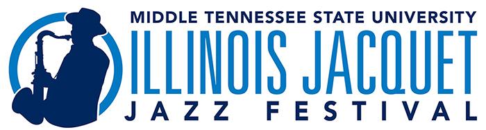 MTSU Jacquet Jazz Festival logo