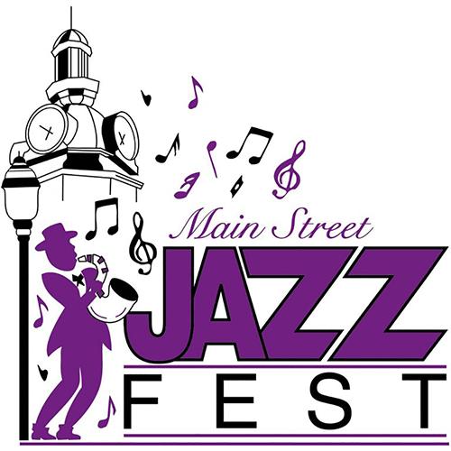 Main Street Murfreesboro's JazzFest logo