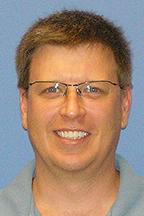 Dr. Michael Rice, associate professor, German