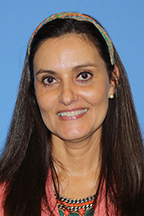 Dr. Soraya Nogueira, associate professor, German