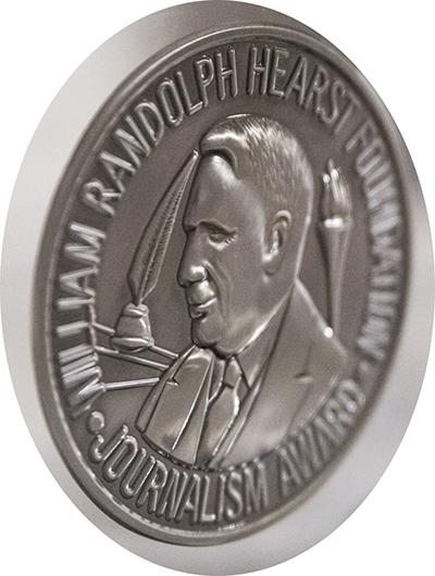Hearst Journalism Award