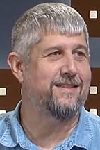 Alan Brown, instructor, geosciences
