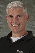 Beau Higgins, senior manager at Amazon, military veteran