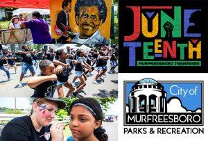 Murfreesboro Juneteenth Celebration expanded to three days