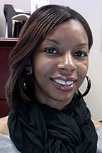 Brelinda Johnson, manager Scholars Academy in Office of Student Success