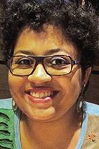 Dr. Poushari Bhadury, assistant professor of English