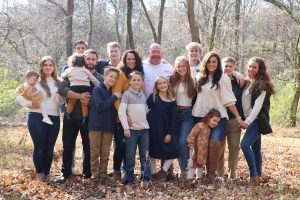 MTSU's online options allow busy mom of 11 to return to college to pursue degree