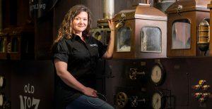 MTSU alumna Phillips makes history: first female named assistant distiller at Jack Daniel