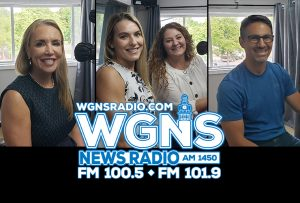 MTSU on WGNS: Veterans Center, water quality promotion grant, data science programs