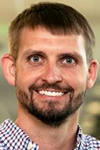 Dr. Blake Whitman, assistant professor, School of Concrete and Construction Management