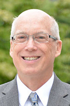 Dr. Ken Currey, chair, Engineering Technology