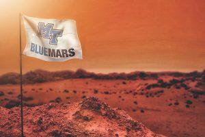 True Blue Mars: MTSU undergrads spearhead research to colonize the red planet