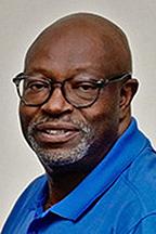 Raymond Bonner, assistant track coach, alumnus